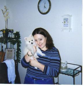 Feb 16th 2003 ...baby timber & mommy
