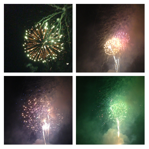 Awesome Fireworks!!