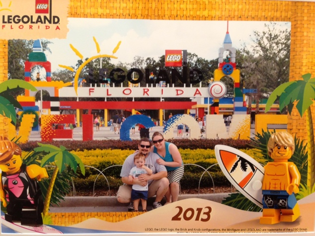 2013-07-13_Legoland Family Pic