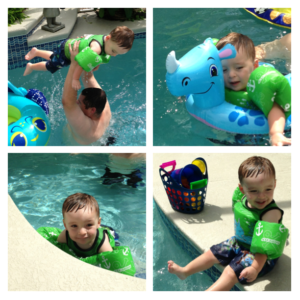 2013-08-17_pool time collage