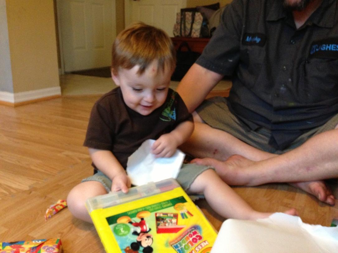 Liam 2nd Birthday_ 032
