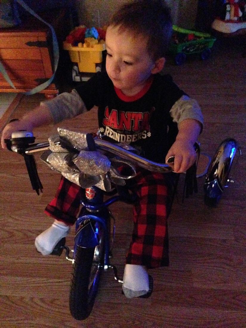 2013-12-25_I got my bike 002