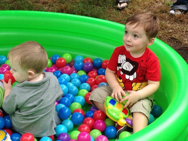 2014-02-01_bday party_ball pit