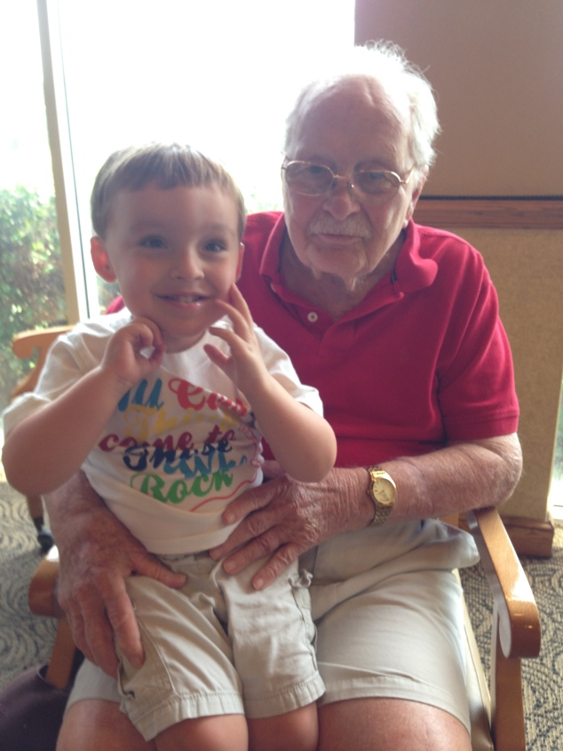 2014-07-13_Liam and Grampy 1