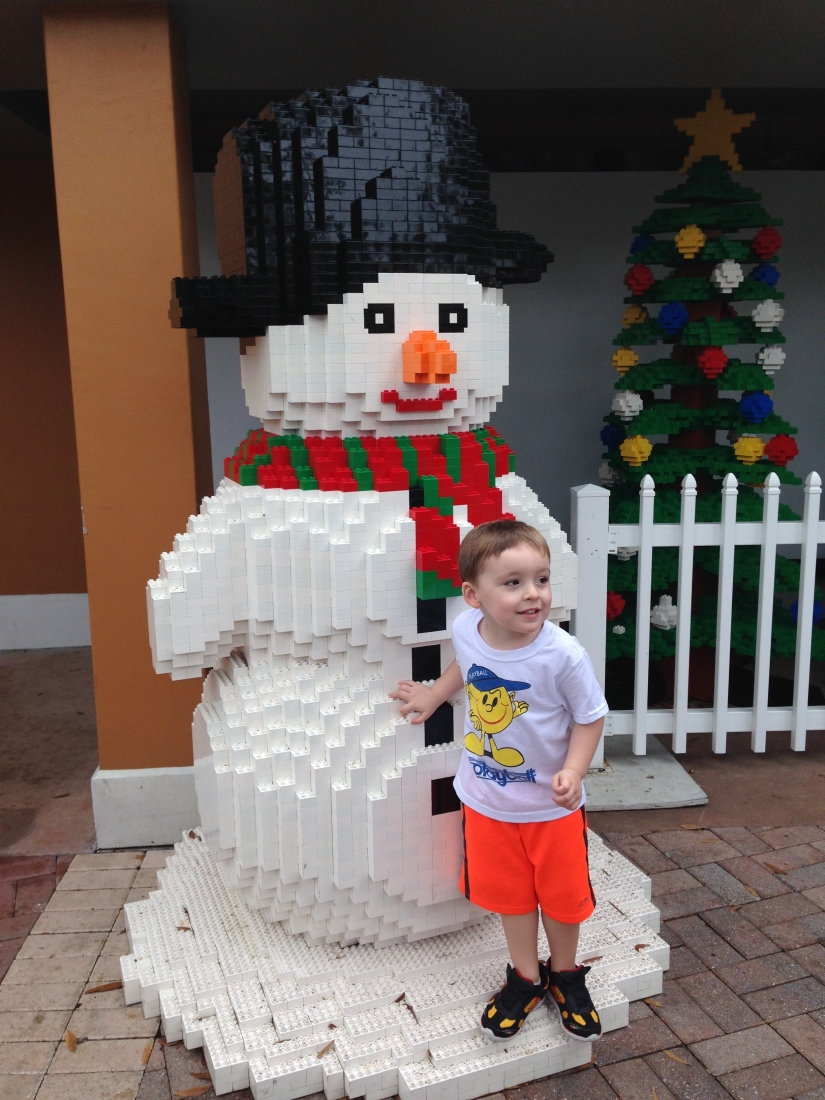 2014-12-30_Legoland snowman