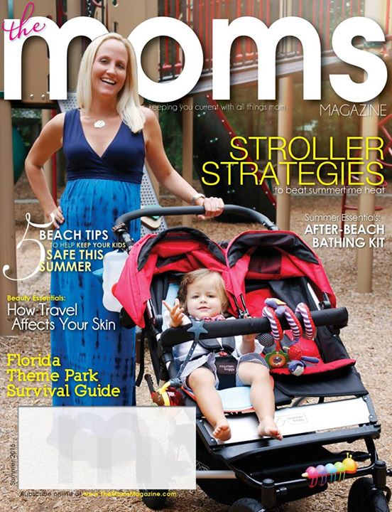 The Moms Magazine Summer 2015