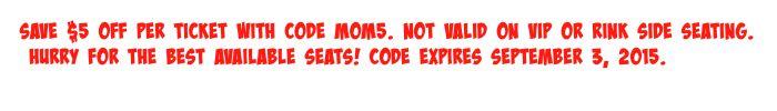 DisneyOnIceCouponCode