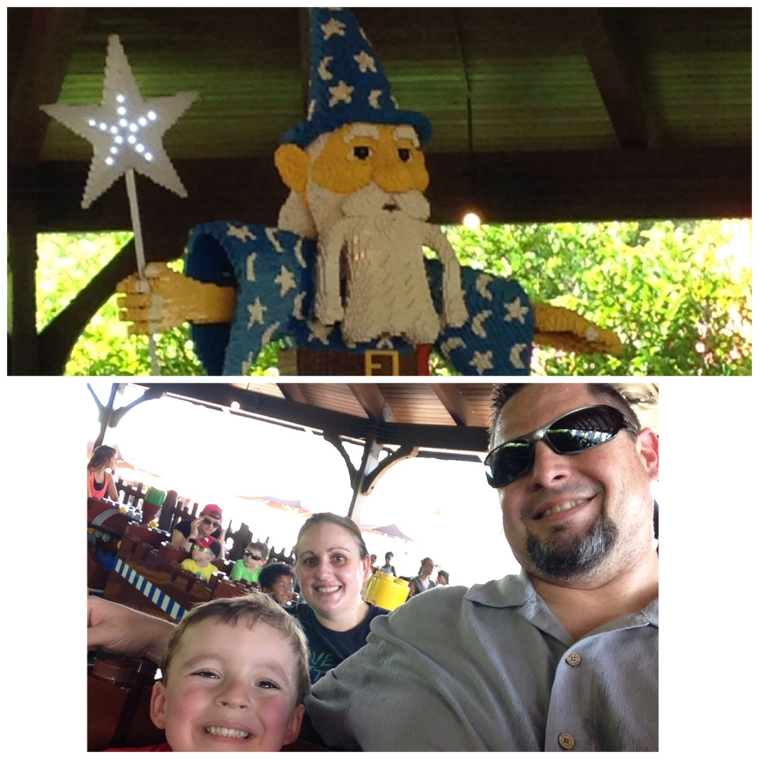 2015-09-19_Legoland Merlins Challenge Collage