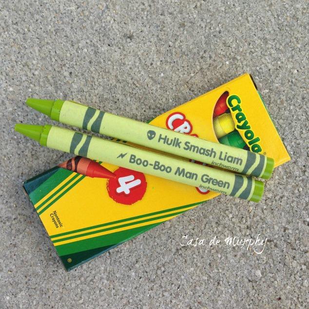 Crayola 7