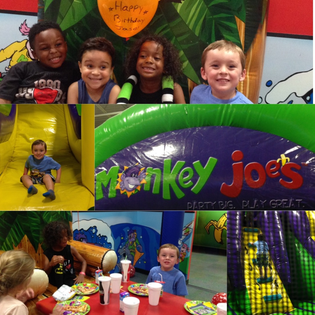2016-07-02_Jase Bday Party_Monkey Joes 001