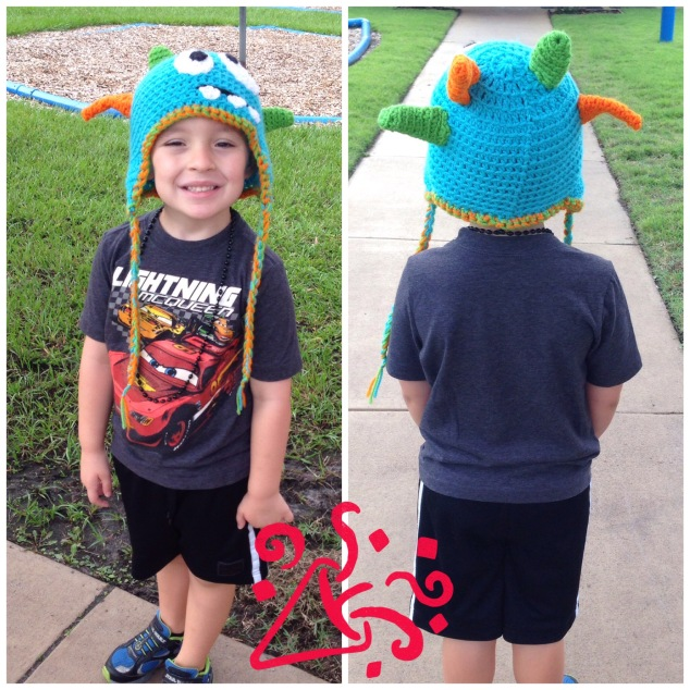 2016-08-08_KRK Junior Camp Spirit Week Crazy Hat 001